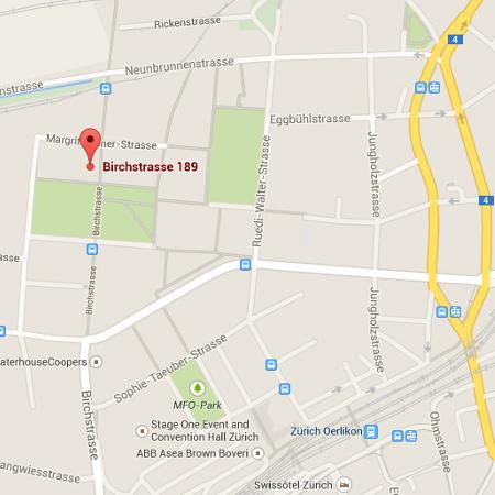 Map alabus birchstrasse 189