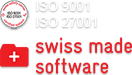 ISO and SwissMadeSoftware
